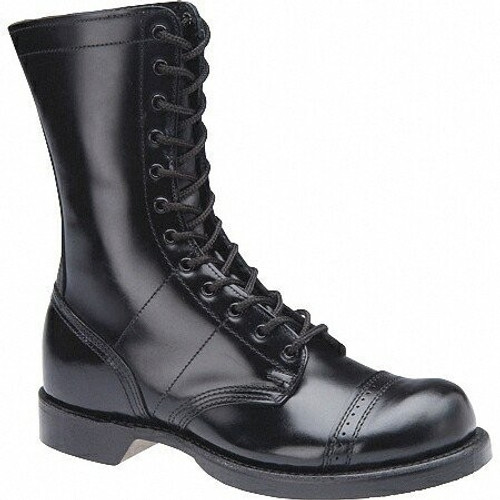 """Corcoran Jump Boot 10"""" w/Lightweight Outsole - Black"""