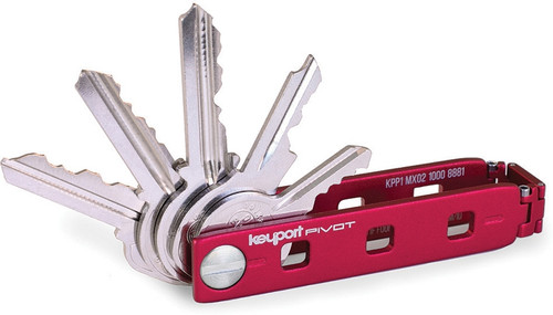 Pivot Multi-Tool Red