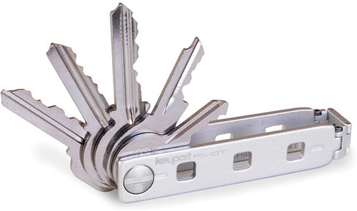 Pivot Multi-Tool Silver