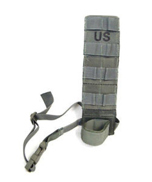 U.S. Military Molle Tactical Drop-Leg Holster Extender - Foliage Green