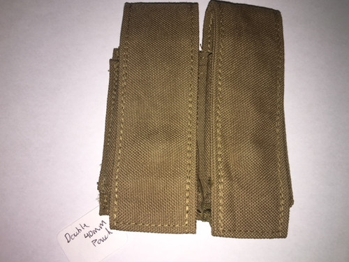 U.S. Armed Forces Double 40mm Magazine pouch