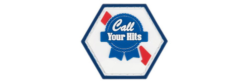 Operator Profile PVC Hex Patch Pop Culture Series - Call Your Hits