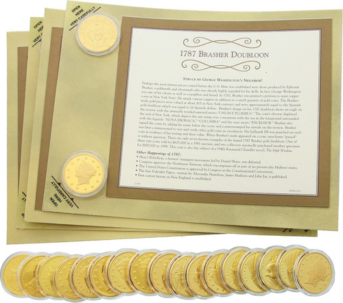 Replica American Coin 25pc