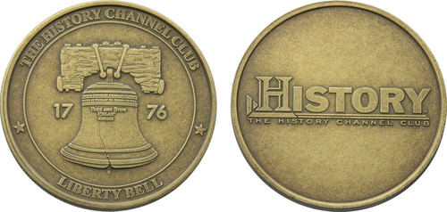 Commemorative Coin Bell