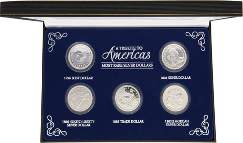 Tribute to Americas Coins