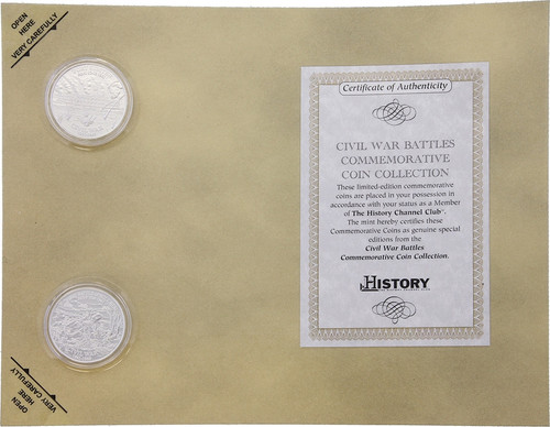 Commemorative Coins I1570S