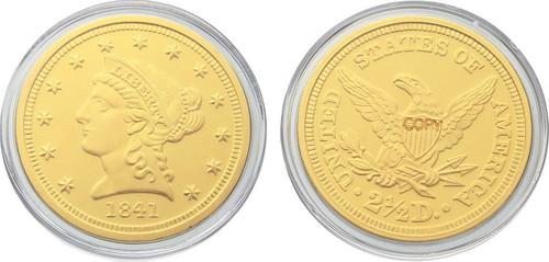 Commemorative Coin I1521