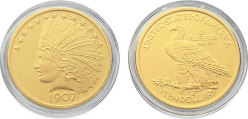 Commemorative Coin I1518