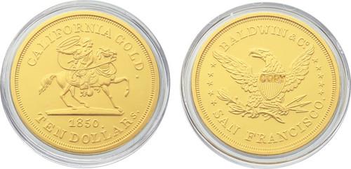 Commemorative Coin I1522