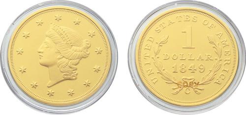 Commemorative Coin I1516