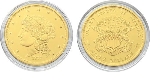 Commemorative Coin I1509