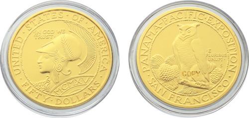 Commemorative Coin I1503