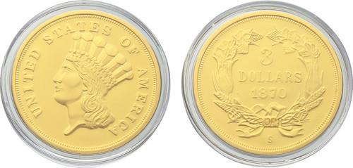 Commemorative Coin I1504