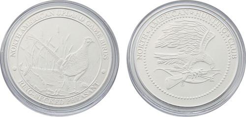Collectible Coin Pheasant