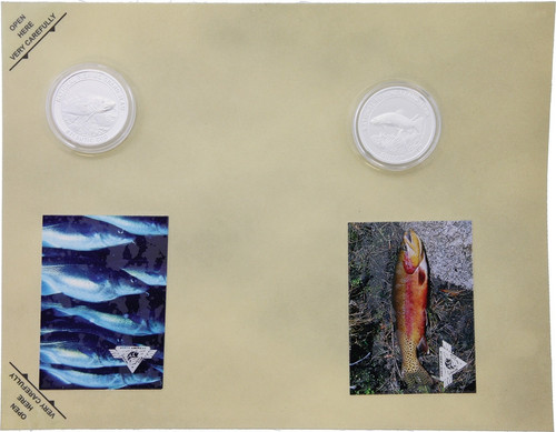 Collectible Coins Cod Trout