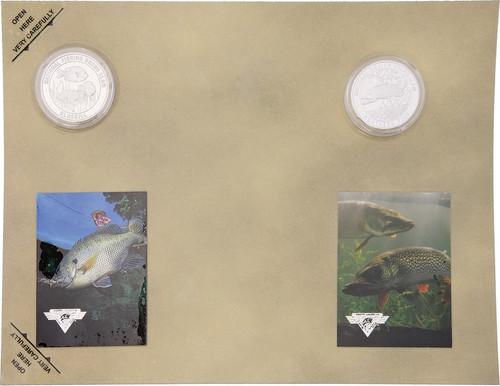 Collectible Coins BluegillPike