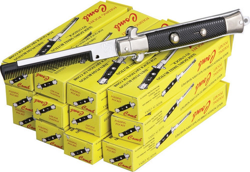 Switchblade Comb 12 Pack