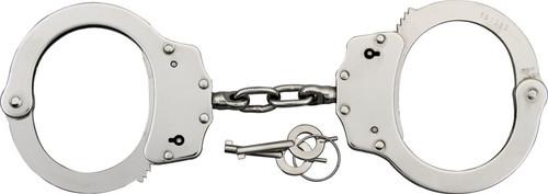 Scorpion Handcuffs Silver