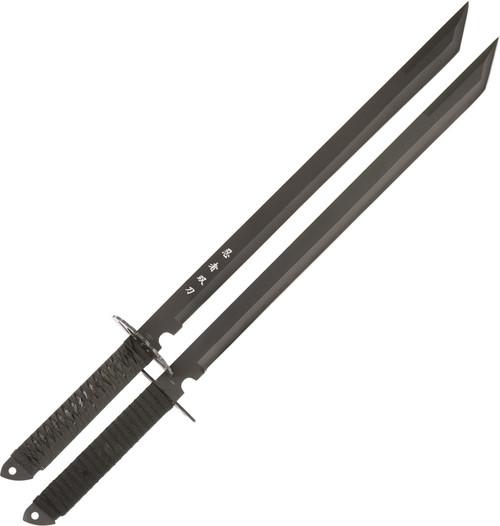 Twin Ninja Sword