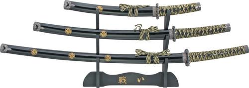 Three Piece Sword Set M3279