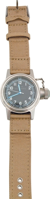 USN BU Ships Wrist Watch