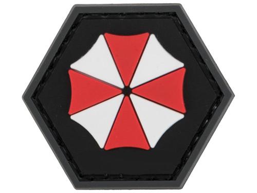 Operator Profile PVC Hex Patch Gamer Series - Umbrella