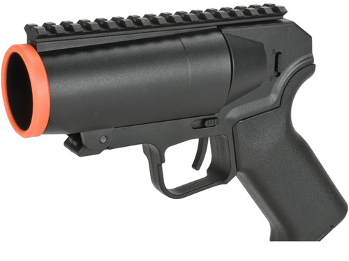 6mmProShop Airsoft Pocket Cannon Grenade Launcher Pistol (Package: Launcher Only)