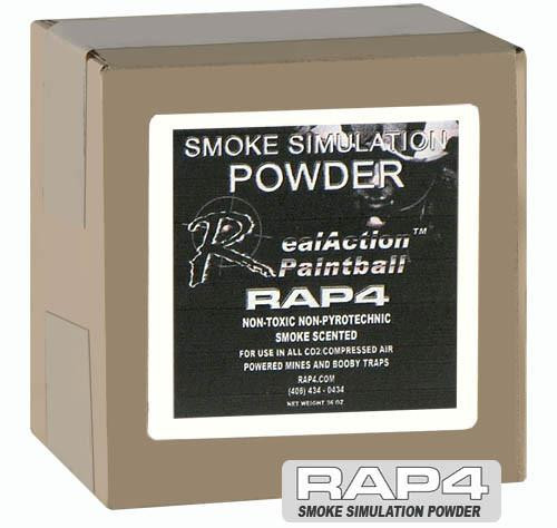 RAP4 Smoke Simulation Powder - Smoke Scented (36 ounce)