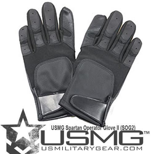 RAP4 USMG Spartan Operator Glove II (SOG2)