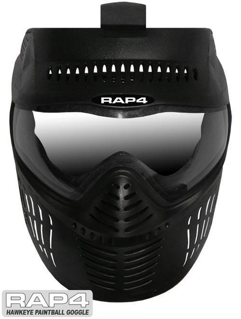 RAP4 Hawkeye Paintball Goggles (Dual Thermal Anti Fog Lens)