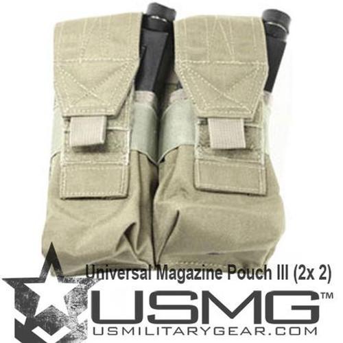 RAP4 USMG Universal Magazine Pouch III (UMP3) (2X2)
