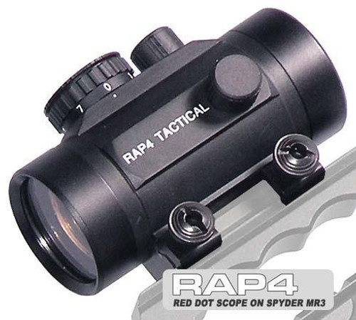 RAP4 LETS Red Dot 1x46 Scope for Dovetail Mount