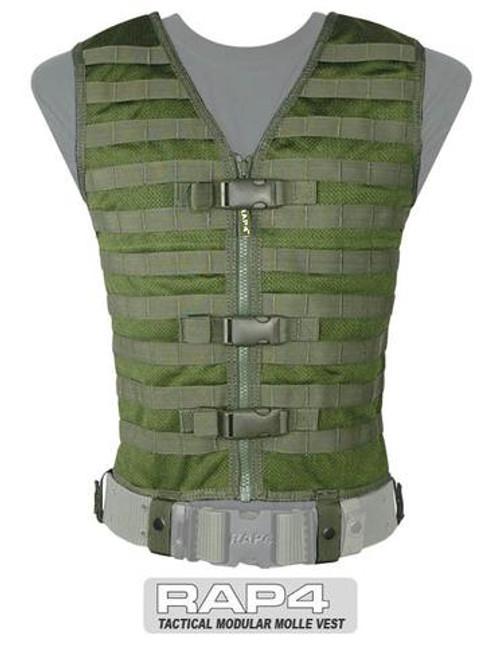 RAP4 Tactical MOLLE Vest