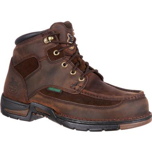 Georgia Athens Steel Toe Waterproof Work Boot