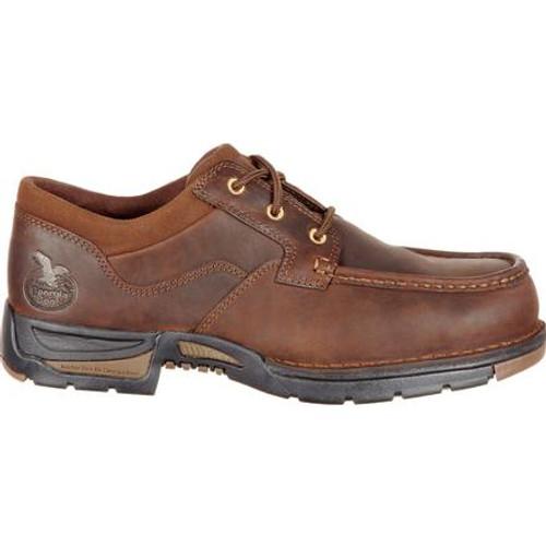Georgia Athens Moc-Toe Oxford Shoe