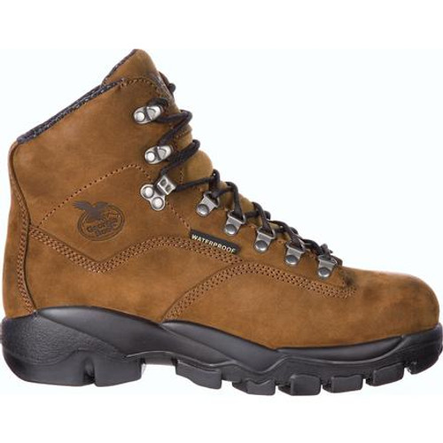 Georgia Suspension System Steel Toe Waterproof Work Hiker Boot