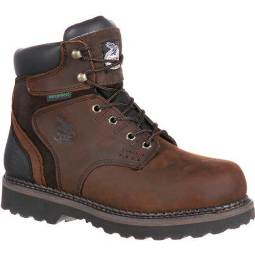 Georgia Brookville Steel Toe Waterproof Work Boot