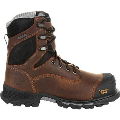 "Georgia Rumbler 8"" Composite Toe Waterproof Work Boot"