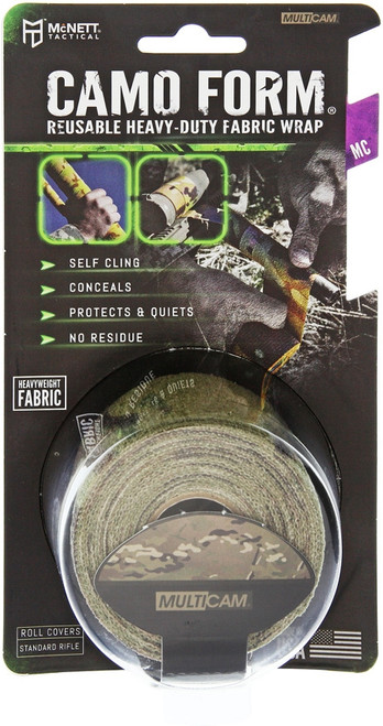 Camo Form Self Cling Wrap MCN19418