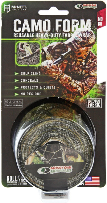 Camo Form Self Cling Wrap MCN19501
