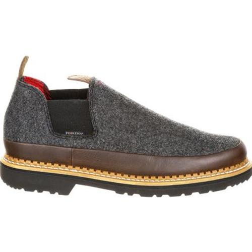 Georgia Giant Brown & Charcoal Pendleton Romeo Shoe