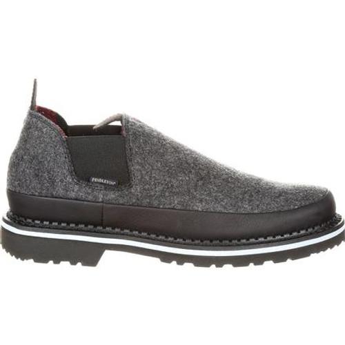 Georgia Giant Black & Charcoal Pendleton Romeo Shoe