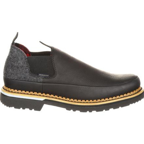 Georgia Giant Black Pendleton Romeo Shoe