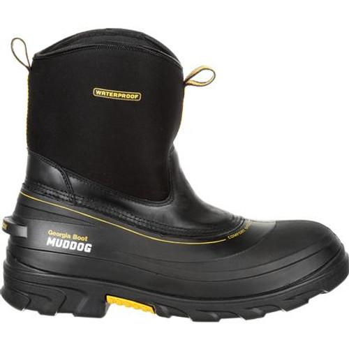 Georgia Boot Muddog Waterproof Work Wellington Boot