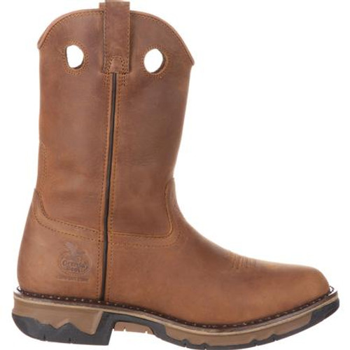 Georgia Boot Men's Carbo-Te Pull-On Boot