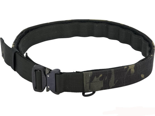 "G-Code Contact Series 1.75"" Operator Belt (Color: Multicam Black / XX-Large)"