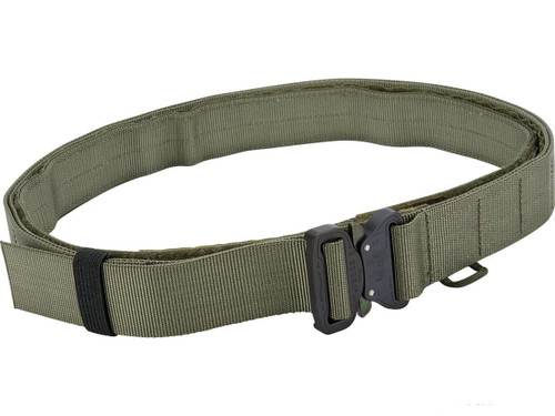 "G-Code Contact Series 1.75"" Operator Belt (Color: OD Green / XXXX-Large)"