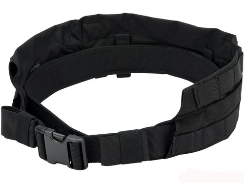 TMC Padded Modular Duty / Battle / Rig Belt (Color: Black / Large)