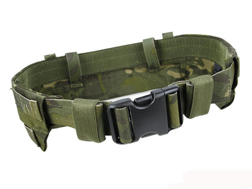 TMC Padded Modular Duty / Battle / Rig Belt (Color: Multicam Tropic / Medium)