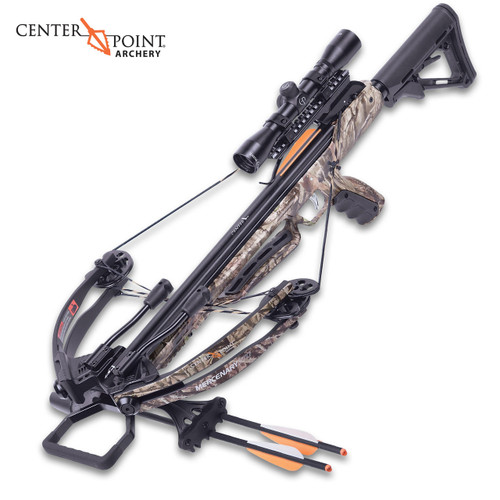 Mercenary 370 Compound Crossbow